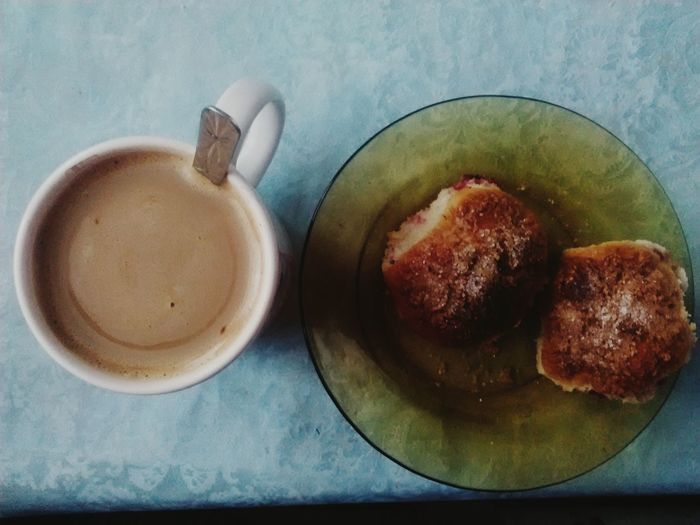 Drink Food Indoors  No People Россия Good Morning Breakfast Coffee At Home