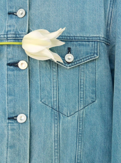 Double Denim inspired=) Fashion trend Spring-Summer 2017 Blue Jeans Daylight Denim Denim Jacket Denimlover Double Denim Dressing Up EyeEm Best Edits EyeEm Best Shots EyeEmBestPics Fashion Photography Fashion Trends Fashionable Inspiration Narcissus Seasonal Spring 2017 Spring Flowers Spring Into Spring Spring Mood Trend Tulip