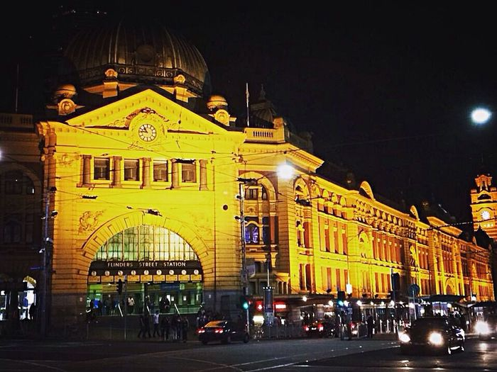 Flinders Street Station Taking Photos Travel Photography Photography Travel Full Of Life Collected Community Australia