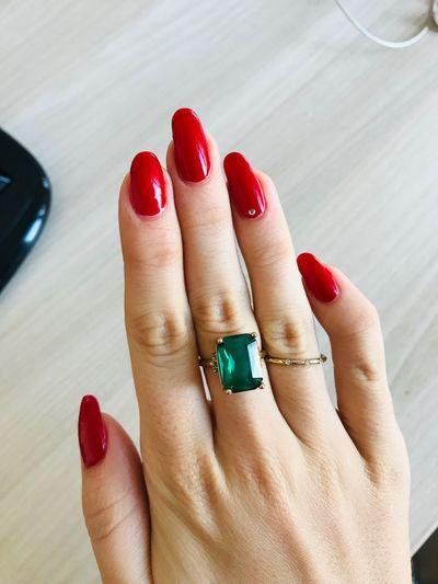 Nail Polish Human Body Part Nail Body Part Human Hand Women Fashion Human Finger Red Finger Fingernail Hand Red Nail Polish Nail Art International Women's Day 2019
