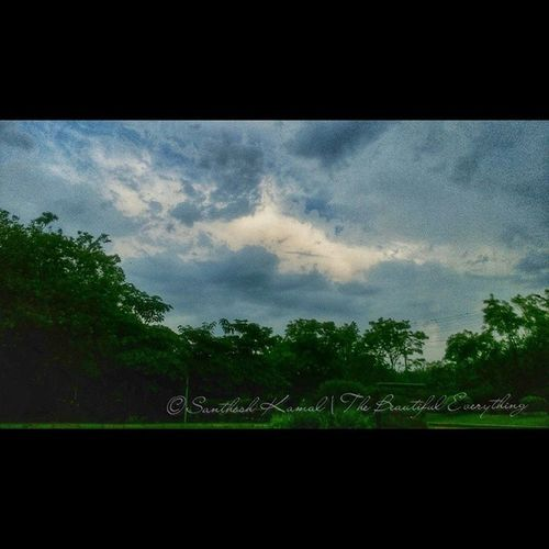 Clouds Greenery shot with my LavaIrisX8 and shared with Random latergram instagood timePass mobilePhotography mobileClickPhotography nature PhotoGrid ig_hyderabad ig_india TheBeautifulEverything