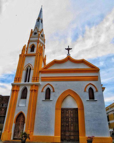 El Convento EyeEm Selects Iglesias Outdoors Outdoor Photography No People Church Maracaibo Colonial Architecture Colonial Architecture Colonial Style