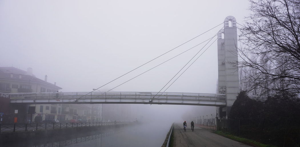 Architecture Atmosphere Atmospheric Mood Bridge Built Structure Canal Connection Cycling Fog Foggy Morning Foggy Weather Hinterland Landascape Landscape Lanscape Mirrorless Nature Openair Outdoor Photography Outdoors Showcase: December Sport Water Winter Wintercolors
