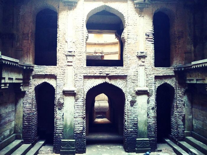 Gujarat Historical Monuments Historical Place Architecture Arch