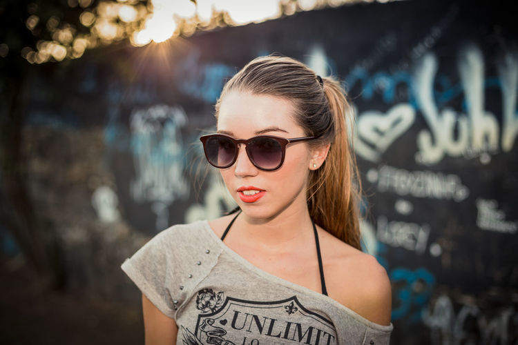 Giulia This Is Natural Beauty Young Women Portrait Human Lips Eyeglasses  Headshot Fashion Beautiful Woman Looking At Camera Individuality Sunglasses Capture Tomorrow
