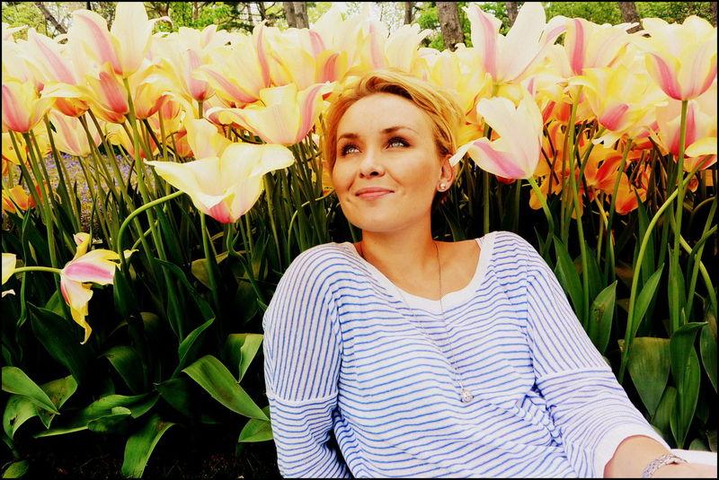 İstanbul'da Lale Zamanı Istanbul Tulip Festival Front View Lale Lale Festivali Lale Zamani Lale'i_İstanbul Lalefestivali Portrait Tulips Tulips🌷