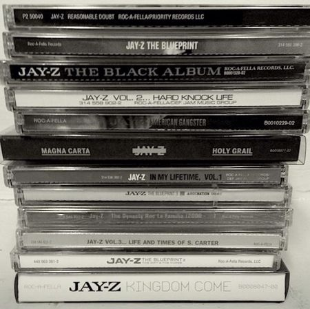 Jay-Z  Music Great Hipster