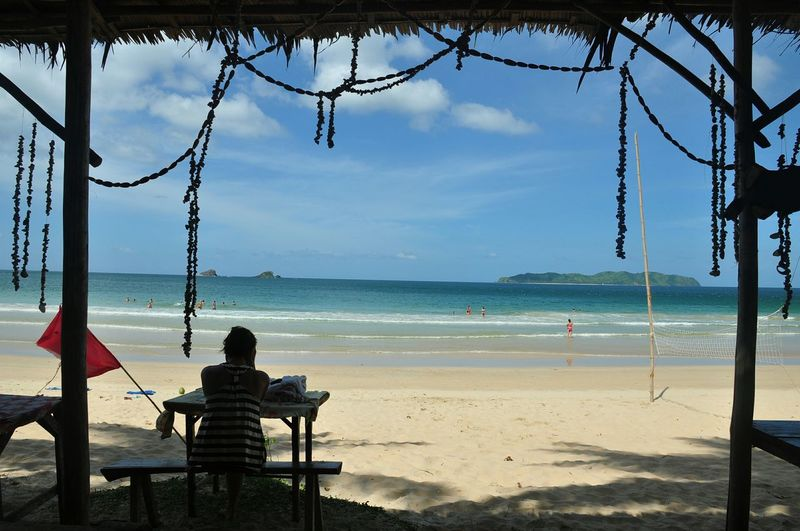 Sea View Relaxing