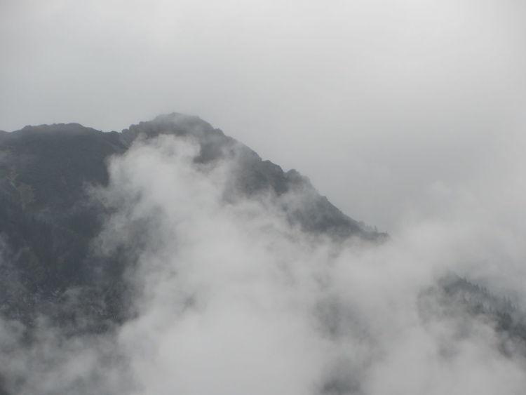 Wolken Oberstaufen Allgaeu