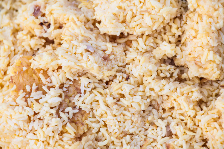 Close up view of rice texture for blur background Rice Paddy Rice Rice - Cereal Plant Rice Field Rice - Food Staple Textured  Texture Textured Effect Dog Dog Food