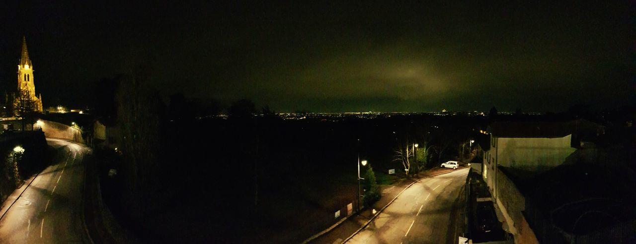 panorama Lyon Lyon Panorama Light And Shadow Skynightphotography