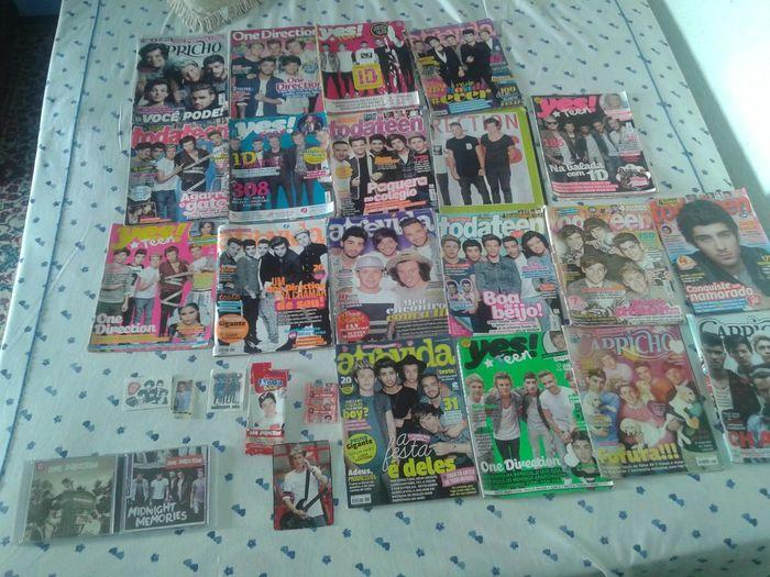 Minhas revistas do 1D *-* First Eyeem Photo