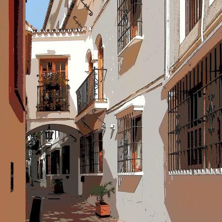 MarbellaOldTown Córdoba España Marbella CostadelSol