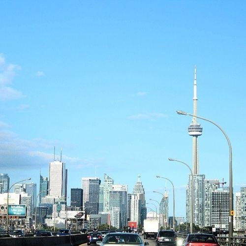 Downtown Toronto Photography Mycity CNtower