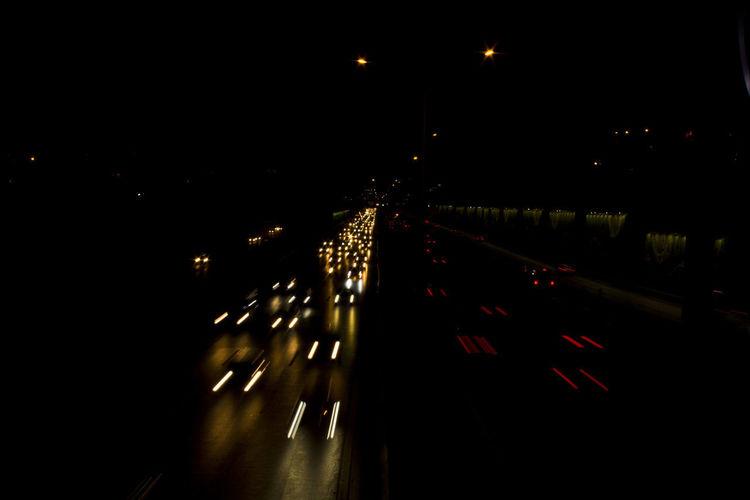 night trip It's