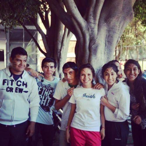 Team Rally ABEJITOS MCH_semana_cultural .