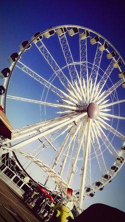Ferris Wheel Azstatefair Low Angle View Ferris Wheel Fairgrounds First Eyeem Photo
