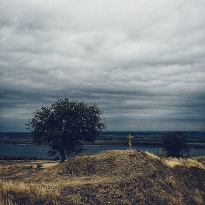 Время романтики Landscape Autumn October Weather Sky Clouds Nature Riverside River Volga Vscocam Vscorussia Instarussia Instagood Outdoor Showmerussia Nowrussia