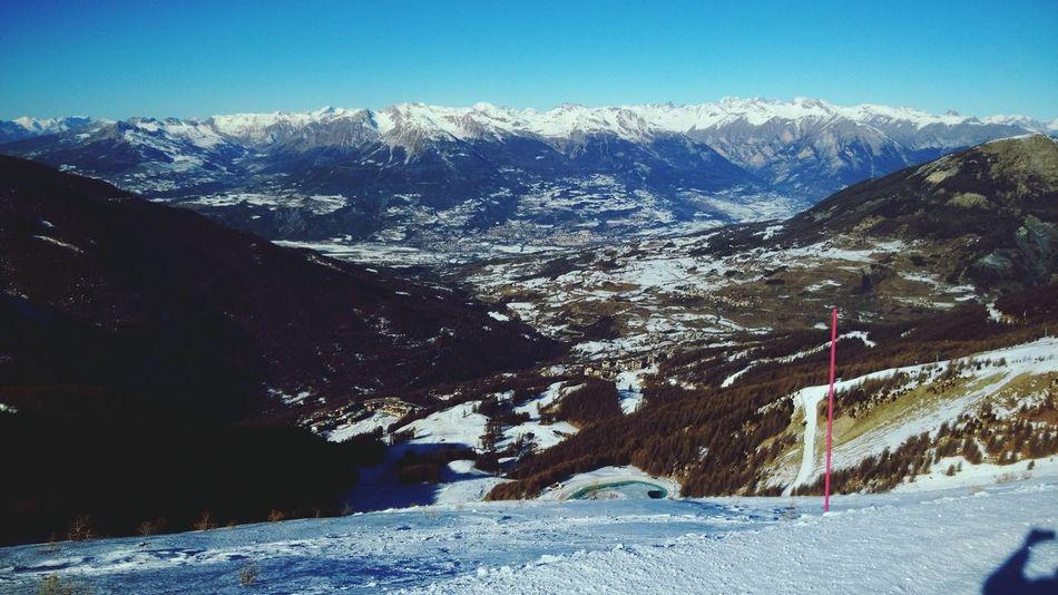 Alpes Skiing Snow Snowboarding