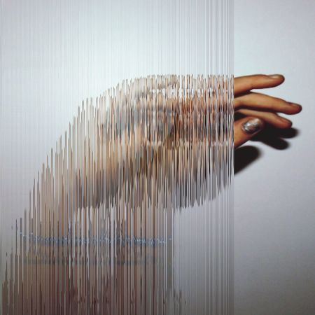 One Person Indoors  Close-up Human Hand Human Body Part One Woman Only People Only Women Adult Day Retro Trippy
