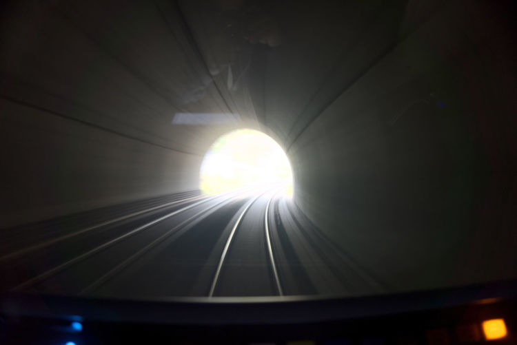 Tunnel Edle Krone Indoors  No People Architecture Sun Sunlight Lens Flare Transportation Nature Tunnel Illuminated Sky Sunbeam Light Light At The End Of The Tunnel Window Low Angle View Lighting Equipment Mode Of Transportation Day Ceiling Directly Below