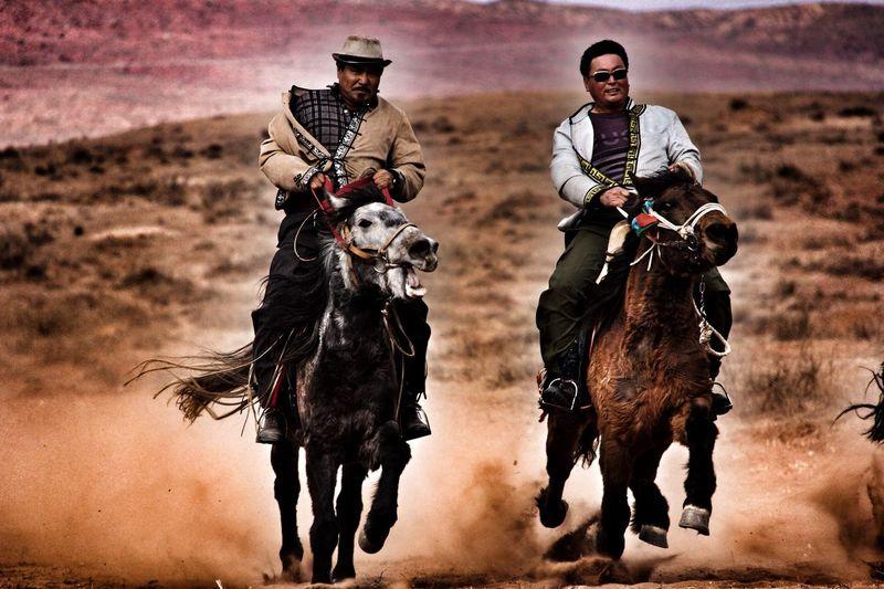 Mongol jiroo moriin uruldugan!蒙古走马比赛 First Eyeem Photo