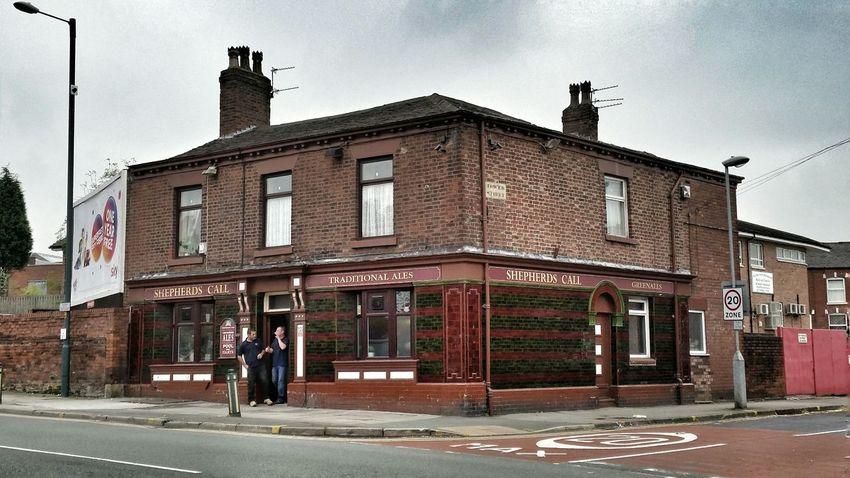 HYDE Manchester Pub Public House