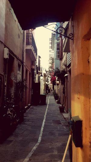 Taking Photos Enjoying Life Relaxing Holiday♡ Rethymno Streetphotography Street Portrait