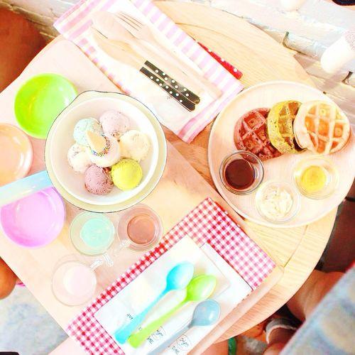 Dessert Ice Cream Delicious Good