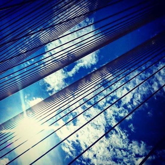 Słońce Niebo Fotografia