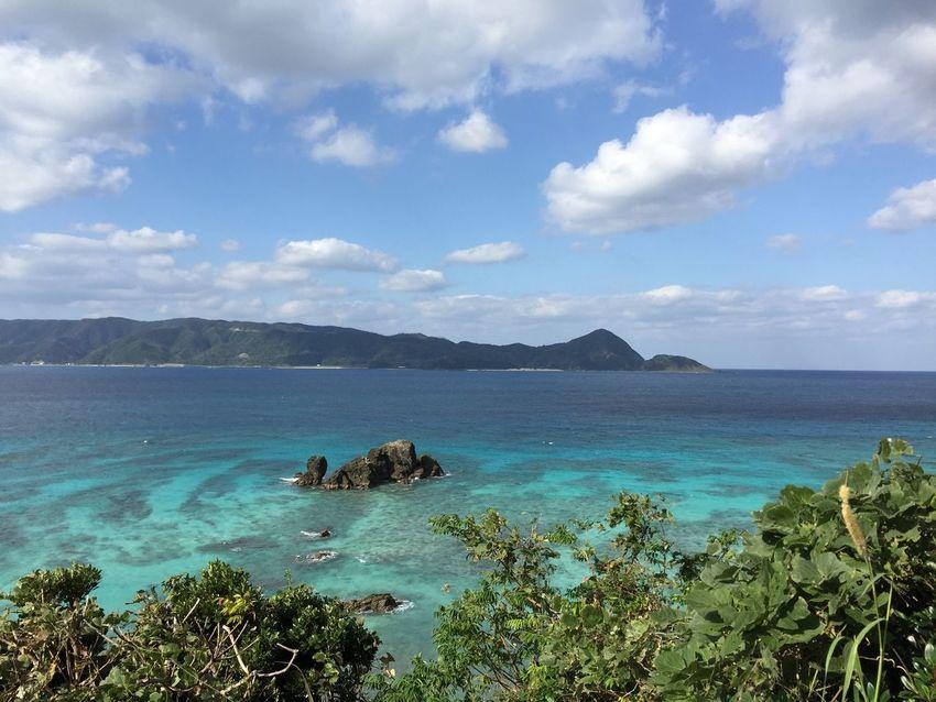 Amami Island Kagoshima Japan Sea Beach Skyandsea No People Beauty In Nature