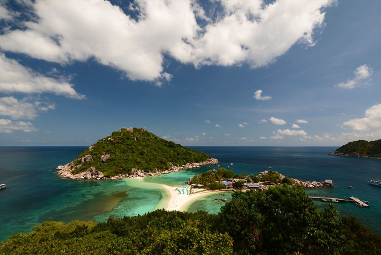 Koh Nang Yuan. Koh Tao. Chumphon archipelago. Thailand Koh Nang Yuan Koh Tao Koh Tao,Tao Island,Southern Thailand Surat Thani Province Chumphon Archipelago Amazing Thailand Thailand Thai Southeastasia Southeast Asia Sea Water Scenics - Nature Beauty In Nature Tranquility Tranquil Scene Horizon Over Water Nature Turquoise Colored Lagoon Outdoors Horizon No People Idyllic Beach Tropical Tropical Paradise Asian