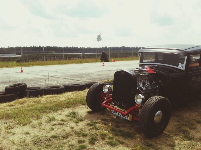 HotRod Car Race61 Oldtimer