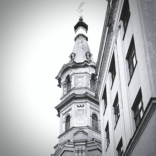 Architecture Building Exterior Riga Latvia Church Tower The Architect - 2017 EyeEm Awards рига Uniqueness Outdoors Travel Destinations Baltic Countries Neighborhood Map Architecture_collection Architectural Detail архитектура Church The Photojournalist - 2017 EyeEm Awards EyeEmNewHere The Street Photographer - 2017 EyeEm Awards Mix Yourself A Good Time The Week On EyeEm Second Acts Rethink Things Be. Ready. Black And White Friday Churchesoftheworld AI Now EyeEm Ready