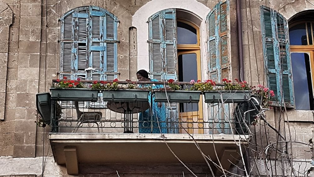Architecture Built Structure Building Exterior Day Travel Destinations Outdoors Adults Only People City Adult One Man Only One Person Only Men Telaviv Balkans Europe Balkan. Collor Of Life Love Home