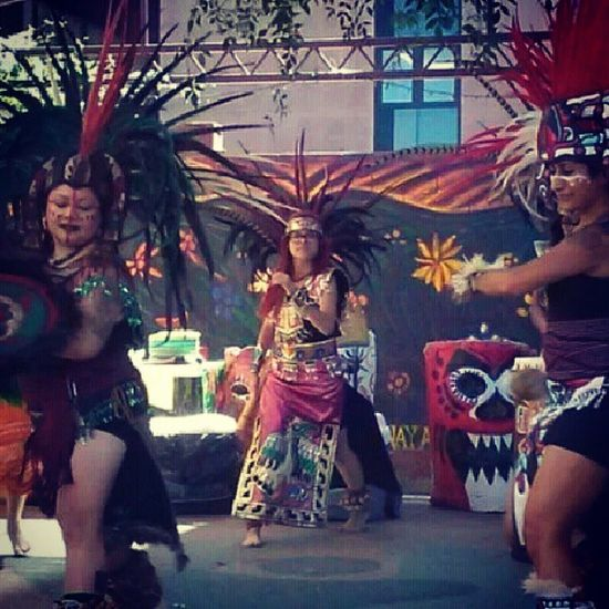 Your spirit sings to the heavens when you dance with purpose. Indigenous  Danza Boyle Heights East La