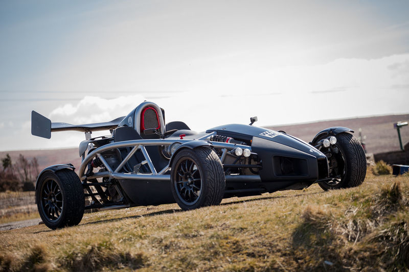 Adrenaline Junkie Ariel Atom Car Fun Performance Petrolhead Speed Sportscar