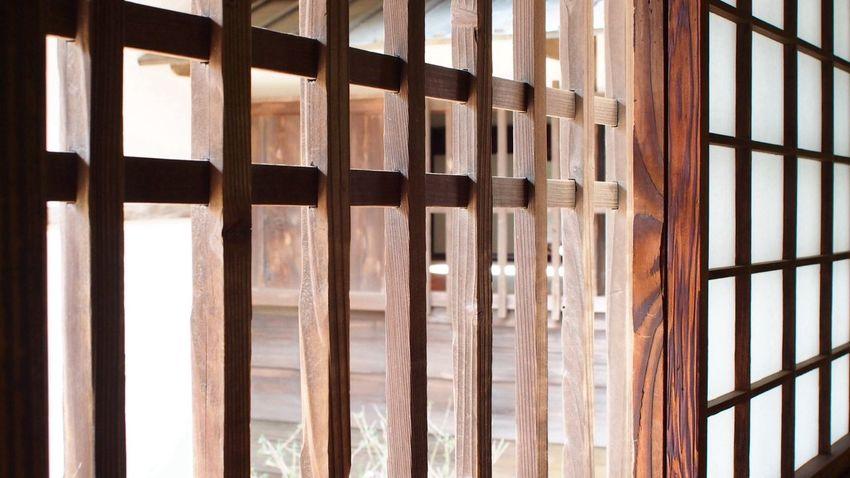 格子 Window Japan CanonFD  Photowalk #oldlens
