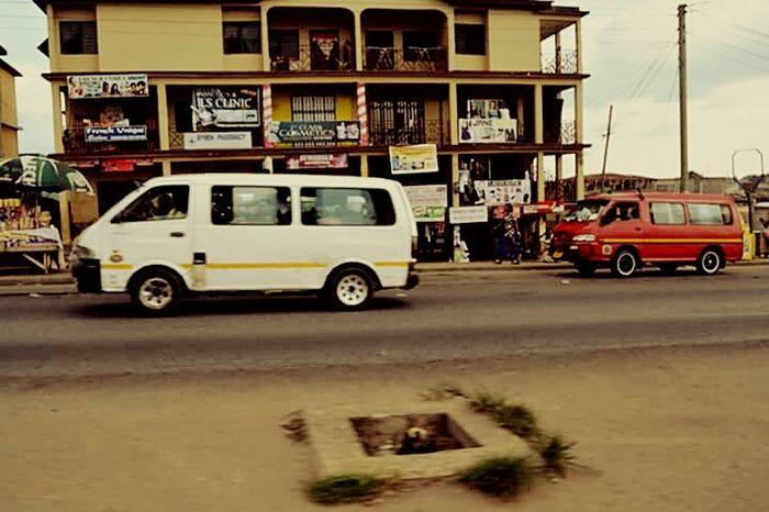 The streets of Kumasi Ghana Nikon D5200