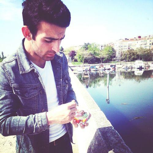 Istanbul Istanbul #turkiye Küçükçekmece Sahil :)