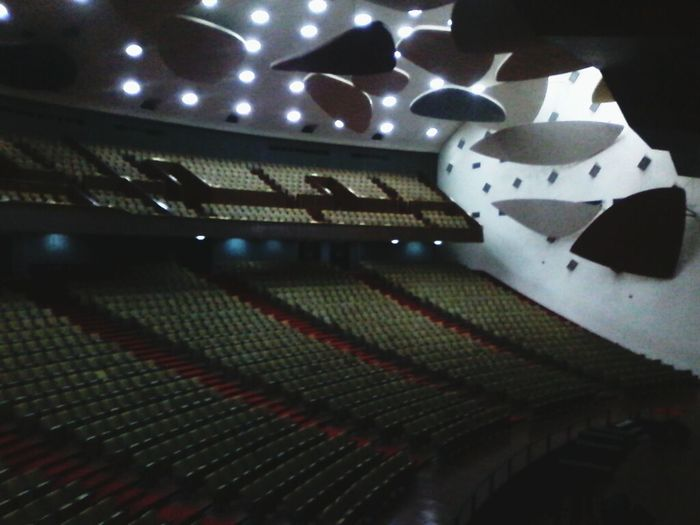 Aula Magna UCV. Caracas City
