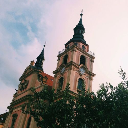Church Architecture Ludwigsburg City Details Lookingup