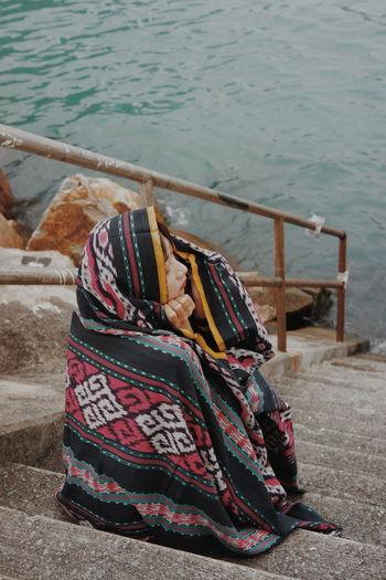 indonesia Tenun Ikat Indonesia #photography #outfit #OOTD #Nature  #City #potrait INDONESIA Indonesia_photography HongKong Hongkongphotography #hongkong EyeEmNewHere EyeEm Best Shots EyeEm Selects EyeEm Gallery Eye4photography  EyeEm Water Harbor Sea Wool Nautical Vessel Clothing Pier Fishing Tackle Fishing Catch Of Fish