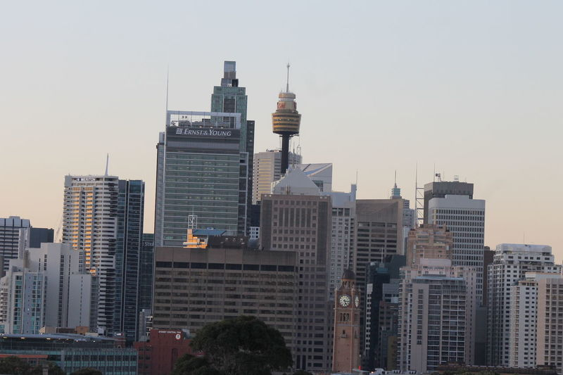 Beautiful City 🙌 Enjoying Holiday Enjoying Sydney Great Sky Great Views Have A Look Sydney Highrisebuilding Sydney, Australia Wounderful