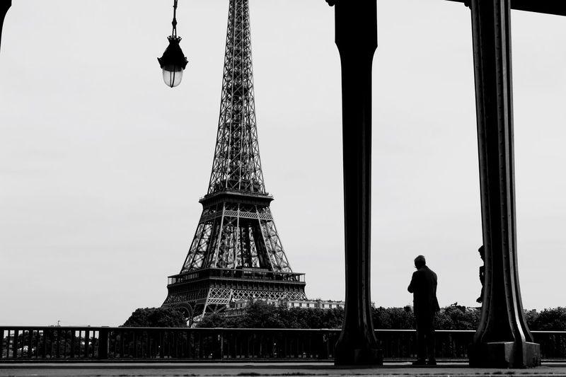 Bir Hakeim Paris Blackandwhite First Eyeem Photo