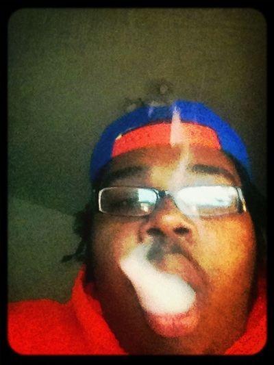 Smoking Dope