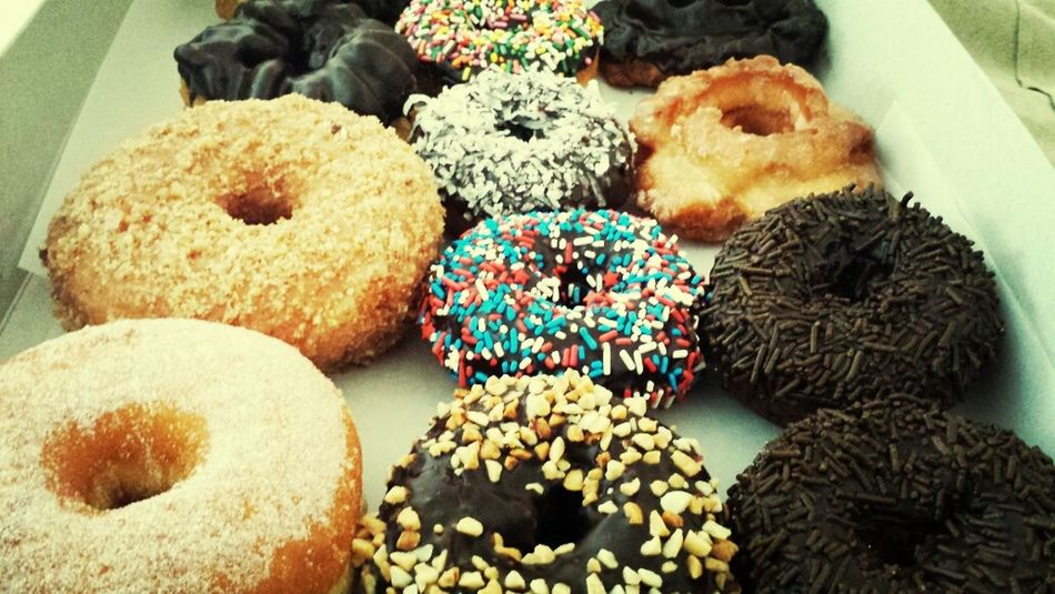 DONUTS! Eating Hi! Check This Out