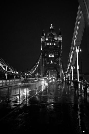 Architecture Bridge England Famous Place London London Night London Tower Bridge Sightseeing Suspension Bridge Tower Bridge  Travel
