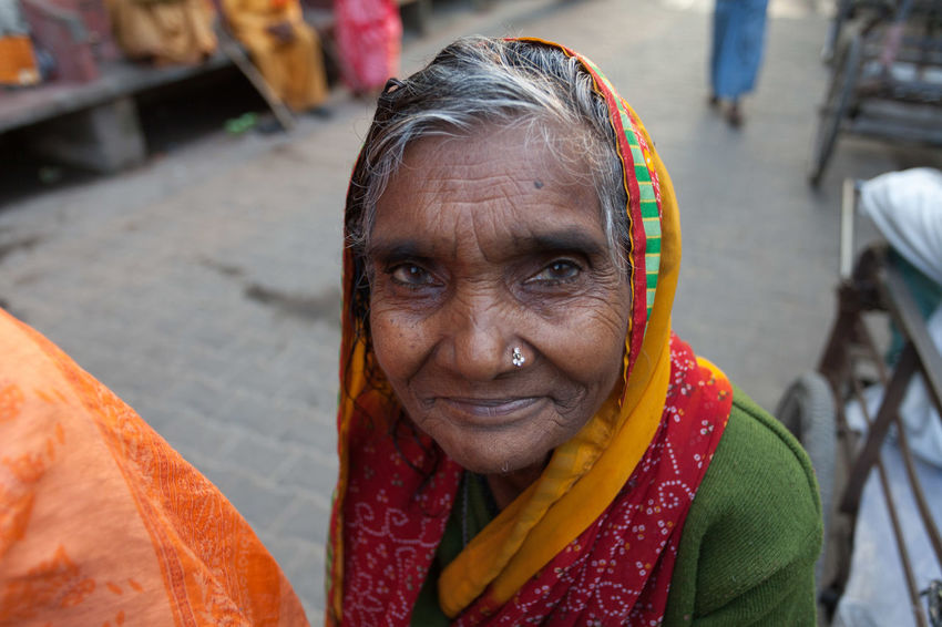 ASIA India Indian Culture  Rishikeshdiaries India Travel Indiapictures Lifestyles Looking At Camera One Person Portrait Real People Rishikesh Uttarakhand Women