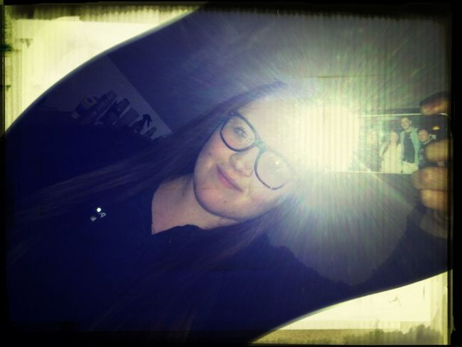 New glasses xx